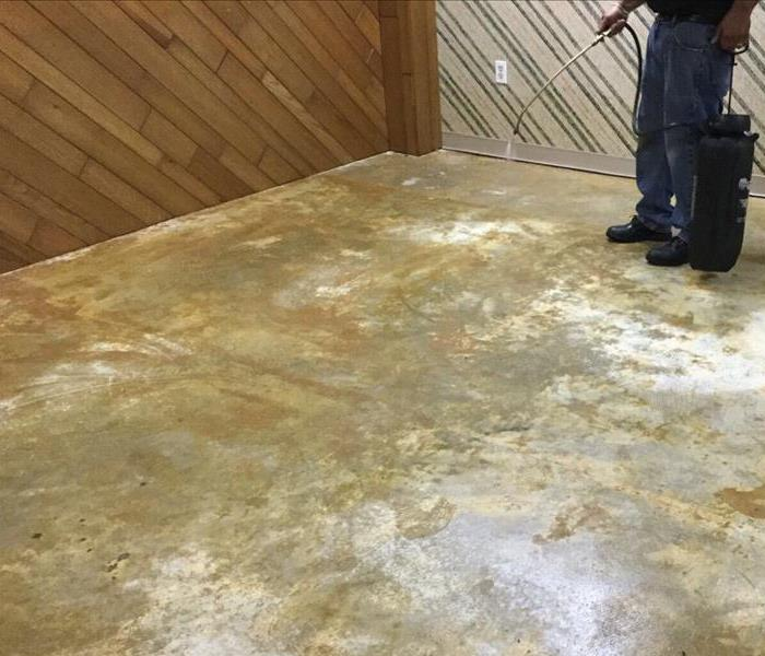 Commercial Water Damage in Rockledge, FL After