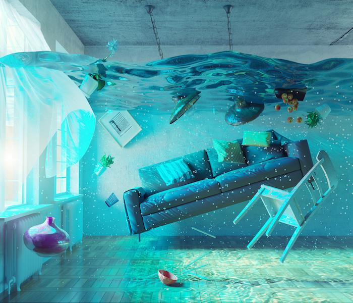 12 Tips For Water Damage Repair: Tips For Dealing With Flood Damage