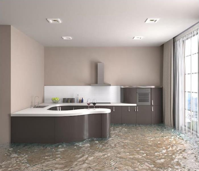 Water Damage Water and Flood Damage: What's the Difference?