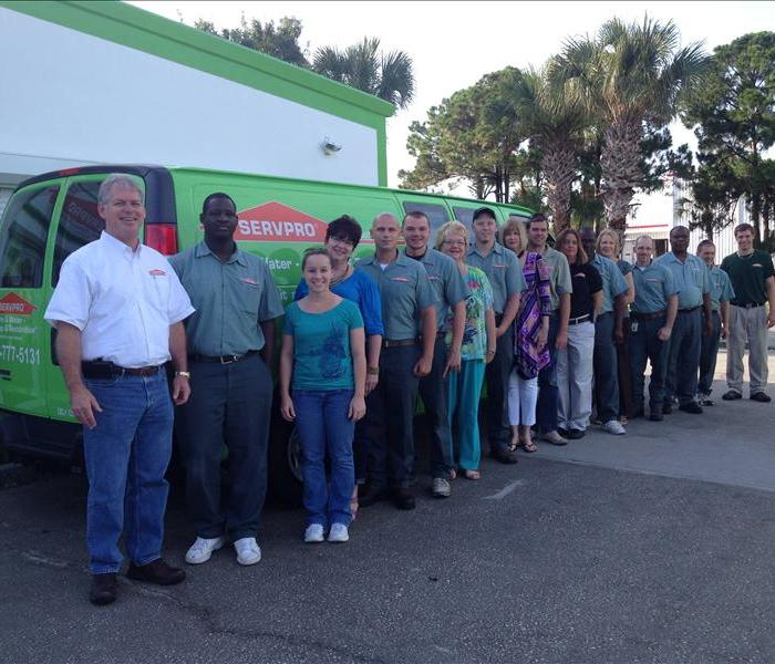 Community SERVPRO of South and West Brevard