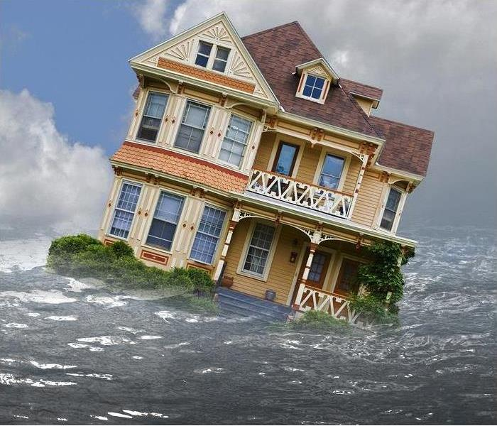 Water Damage When A Home Suffers From Water Damage